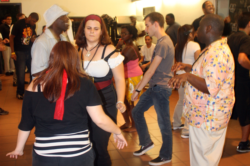 Clubs' Night fun for all despite disorganization